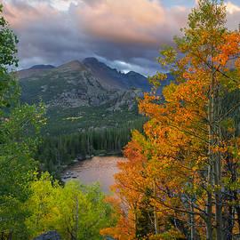 Aaron Spong - Bear Lake Autumn