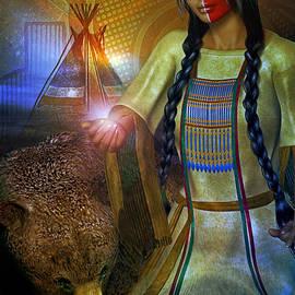Shadowlea Is - Bear Woman