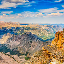 John Bailey - Beartooth Highway Scenic View