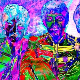 Rich  Ray Art - Beatles