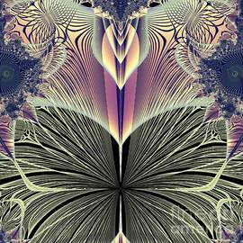 Rose Santuci-Sofranko - Beautiful Butterfly Ballet Fractal