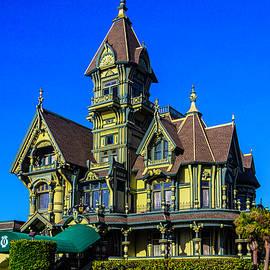 Beautiful Carson Mansion - Garry Gay