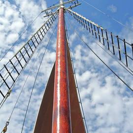 Ann Horn - Beautiful Day for a Sail