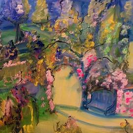 Judith Desrosiers - Beautiful Garden