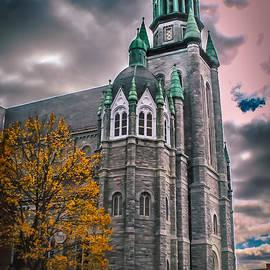 Claudia Mottram - Beautiful old church