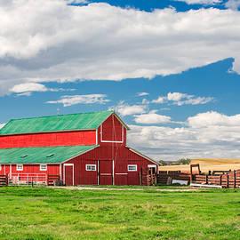 Todd Klassy - Beautiful Red Barn