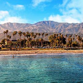 Lynn Bauer - Beautiful Santa Barbara Coastline