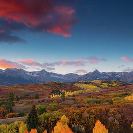 Tim Reaves - Beautiful Tints of Autumn