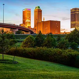 Gregory Ballos - Beautiful Tulsa Oklahoma - Central Park