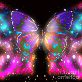 Gayle Price Thomas - Beauty Of Butterfly