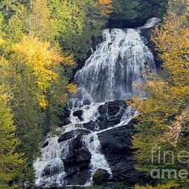 Mark Guilfoyle - Beaver Brook Falls In Early Autumn