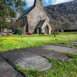 Adrian Evans - Beddgelert Church