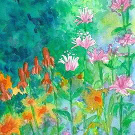 Cathie Richardson - Bee Balm Garden