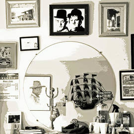 Joe Jake Pratt - Behind The Barber Chair