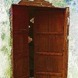 Lenore Senior and Bobby Dar - Behind the Open Door