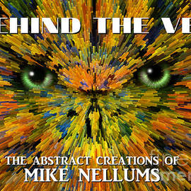 Mike Nellums - Behind the Veil coffee table book cover