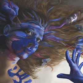 Katherine Huck Fernie Howard - Being Art