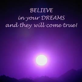 Johanna Hurmerinta - Believe In Your Dreams