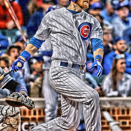 BEN ZOBRIST CHICAGO CUBS - Joe Hamilton
