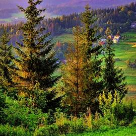 Mariola Bitner - Beskidy Mountains