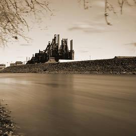 Jennifer Lyon - Bethlehem Steel Along the Lehigh