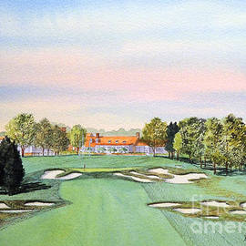 Bill Holkham - Bethpage State Park Golf Course 18th Hole