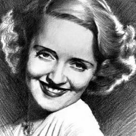 Penny Higgs - Bette Davis