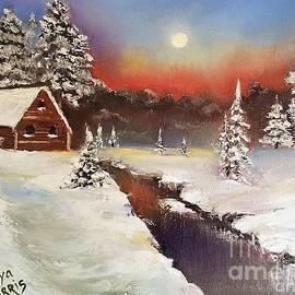 Viktoriya Sirris - Beyond Winter River