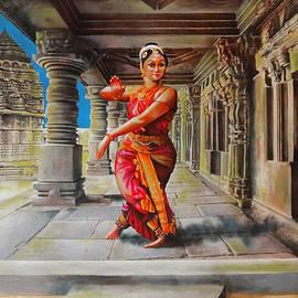 Arun Sivaprasad - Bharata Natyam Version 3