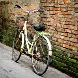 Claude LeTien - Bicycle Alley