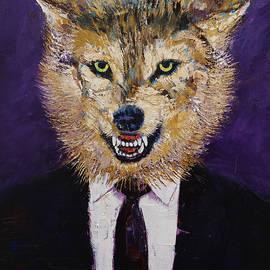 Big Bad Wolf - Michael Creese