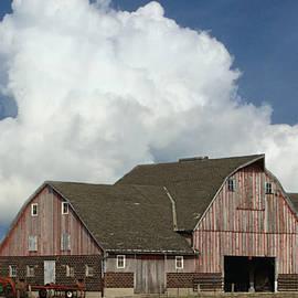 Kathy Krause - Big Barn Big Cloud