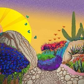 Vivian Rayford - Big Desert Sun