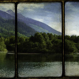 Jordan Blackstone - Big Dreams - Landscape Triptych