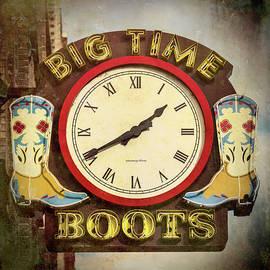 Stephen Stookey - Big Time Boots - Nashville