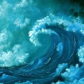Anastasiya Malakhova - Big Wave