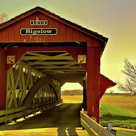 William Sturgell - Bigelow Bridge in Union County, Ohio 1