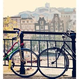 Joanna Gregory - Bike Love - Amsterdam 2011