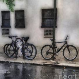 RC deWinter - Bikes in the Rain
