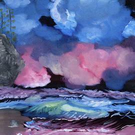 Meryl Goudey - Billowy Clouds Afloat