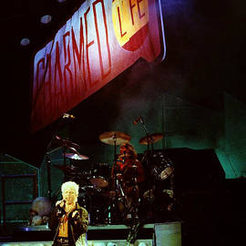 Gary Gingrich Galleries - Billy Idol 90-2277