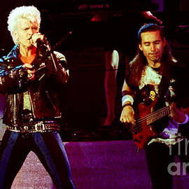 Gary Gingrich Galleries - Billy Idol 90-2305
