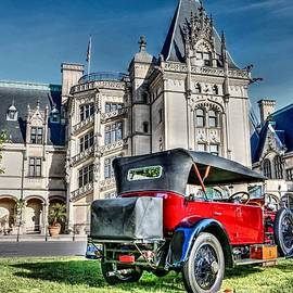 Carol R Montoya - Biltmore and Antique Car