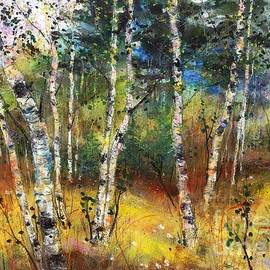 Diane Splinter - Birch and Pine