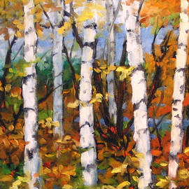 Richard T Pranke - Birches 03
