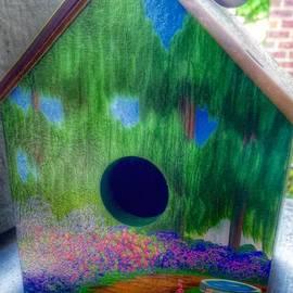 Susan Garren - Bird House View