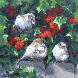 Karen Ilari - Bird Watching