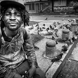 Daniel Gomez - Birds Man