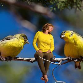 Cactus Sun Studio - Birds of a Feather