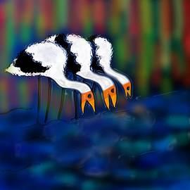 Latha Gokuldas Panicker - Birds of same feather